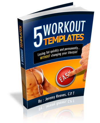 5 workout templates